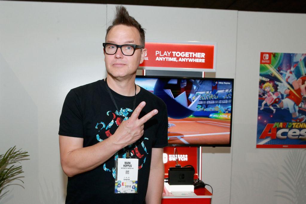 Oh no: Mark Hoppus de Blink-182 habría confirmado que padece cáncer