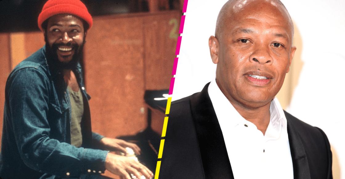 Es oficial: ¡Ya trabajan en la película biográfica sobre Marvin Gaye producida por Dr. Dre!