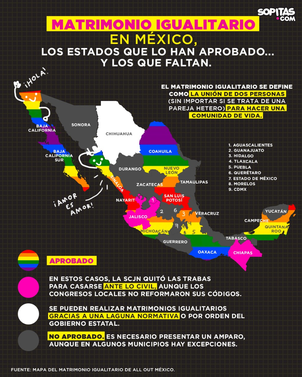 Matrimonio igualitario en México