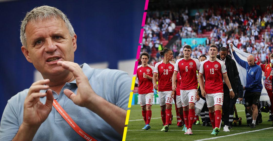 """Médico de la UEFA comparte la reacción de Eriksen tras ser reanimado: """"¿Estás de regreso con nosotros?"""""""