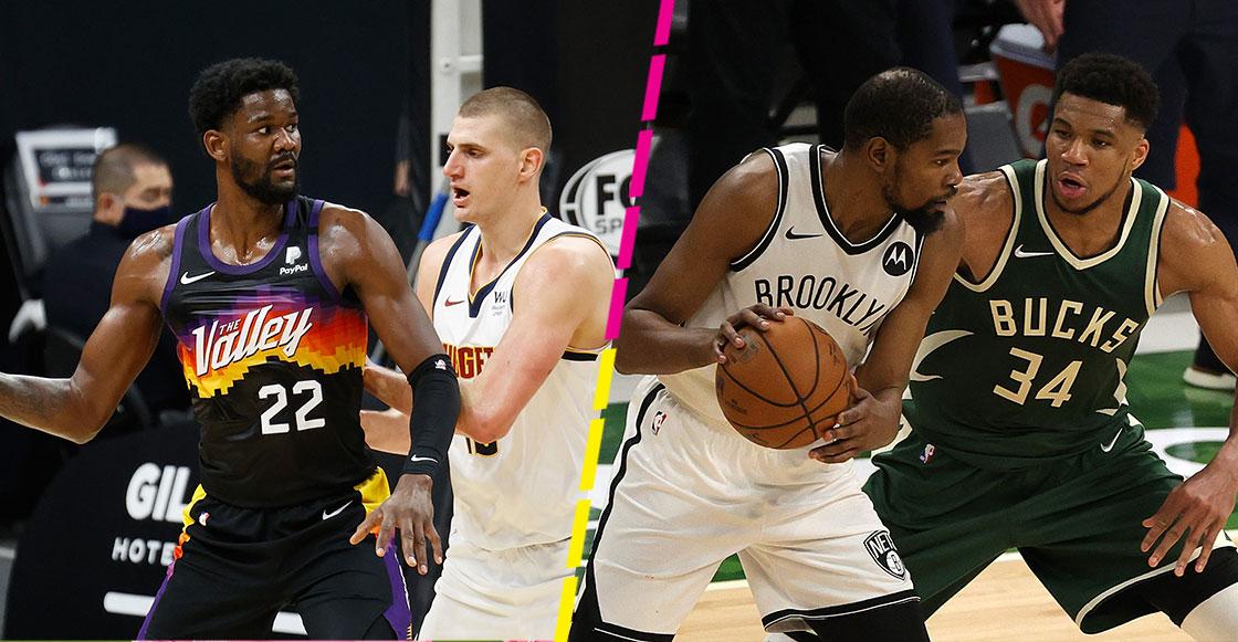 Fechas y series: Así quedan las semifinales de conferencia en la NBA