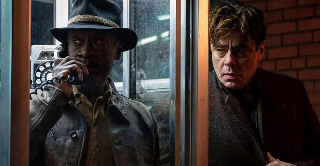 Don Cheadle y Benicio Del Toro orquestan un robo en el nuevo tráiler de 'No Sudden Move'