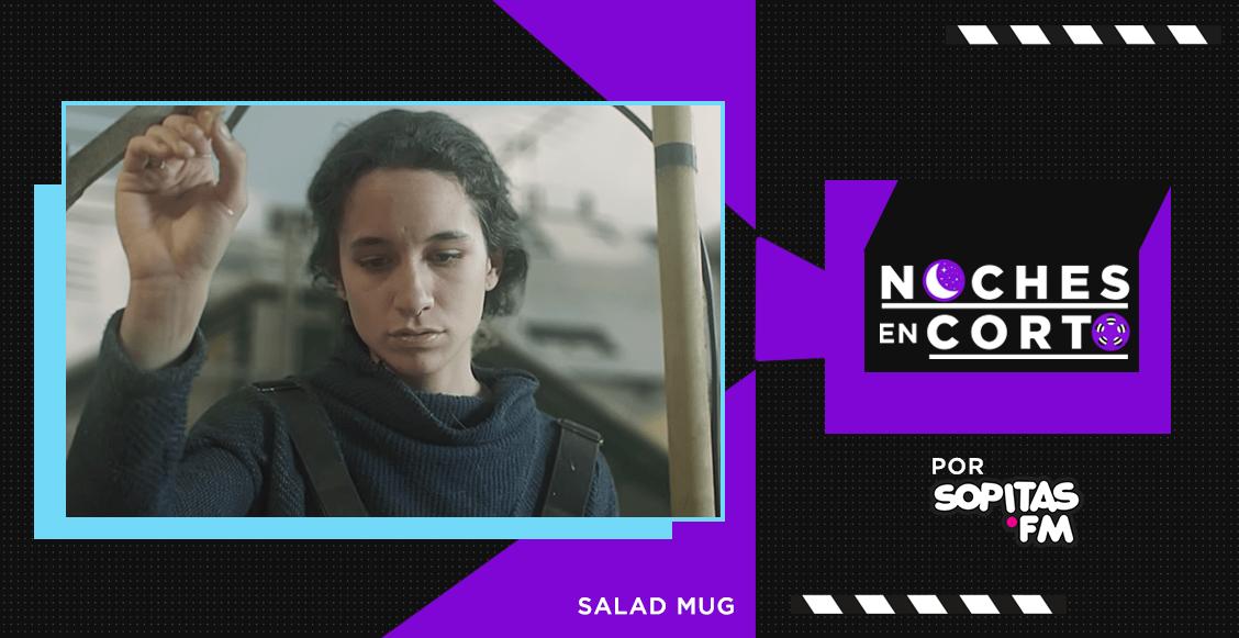 Noches en corto: 'Salad Mug' de Ian Hubert y la visión de un futuro esperanzador