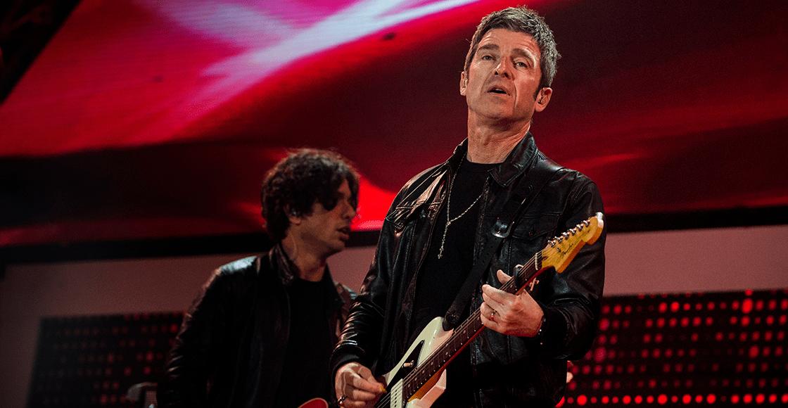 "Noel Gallagher muestra su amor por Motown en la rola ""Flying On The Ground"""