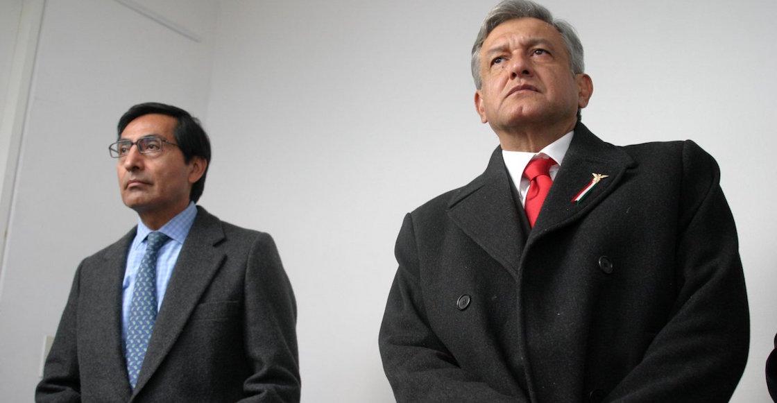 ¿Qué hizo Arturo Herrera para llegar al Banco de México?