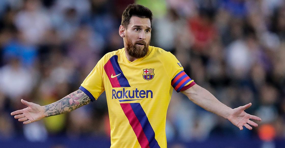"""Oficialmente Messi dejó de ser jugador del Barcelona ¿Qué pasa con la """"renovación""""?"""