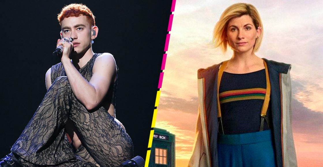 ¡¿Qué?! Olly Alexander de Years & Years dice que no será el nuevo Doctor Who