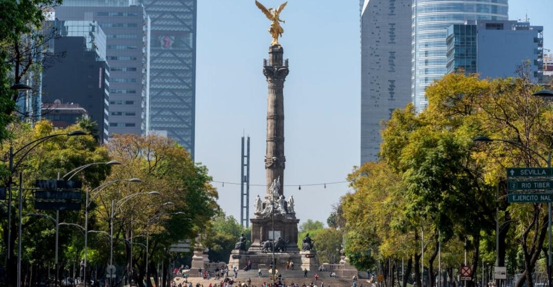 Chulada: Reconocen al Paseo de la Reforma como una de las '30 calles más geniales del mundo'