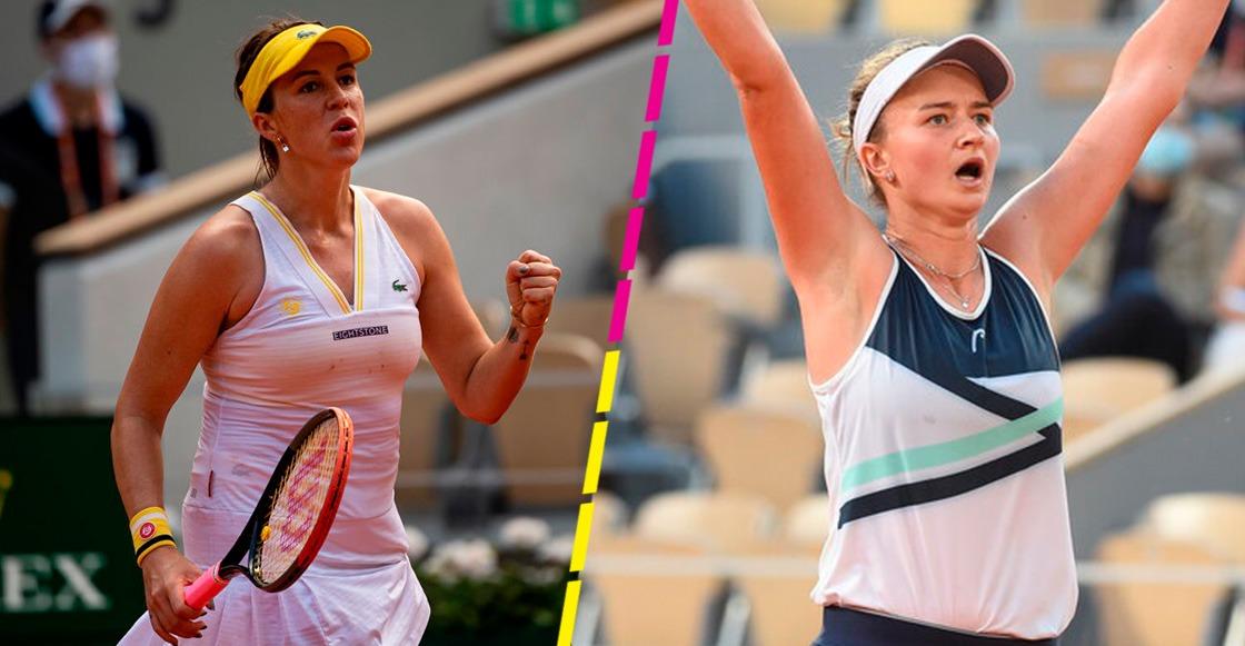 Anastasia Pavlyuchenkova y Barbora Krejcikova: Ellas son las posibles campeonas de Roland Garros