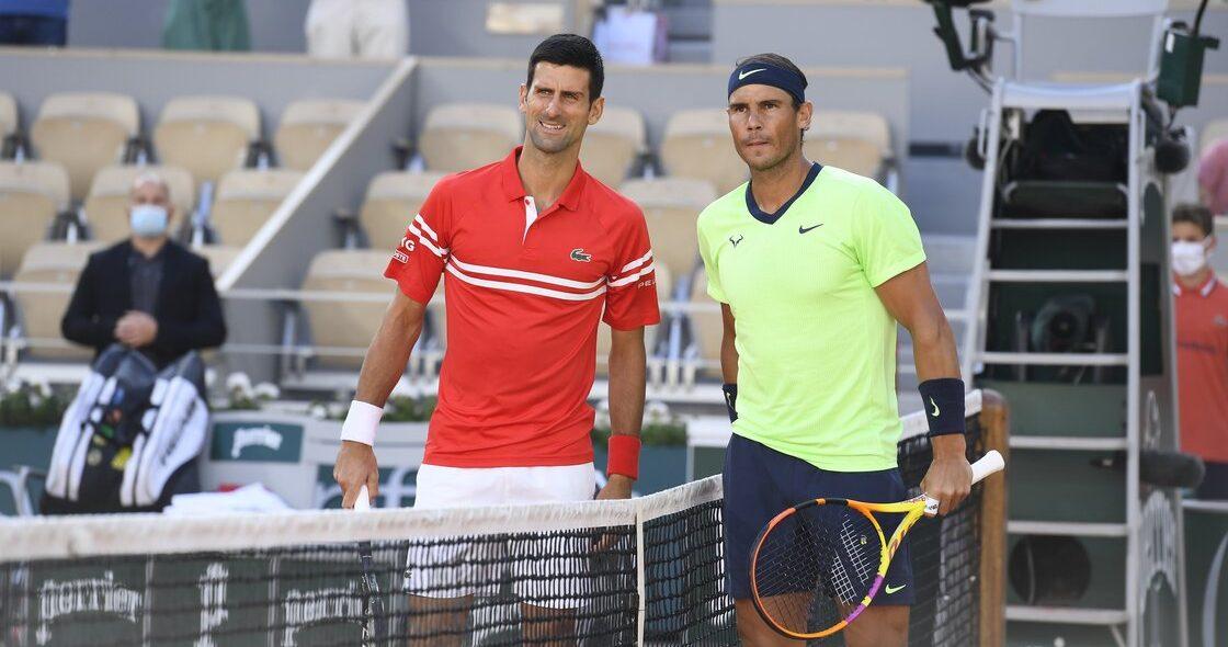 Las mejores jugadas que nos dejó el duelo entre Rafael Nadal y Novak Djokovic en Roland Garros