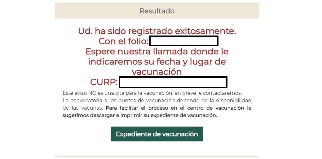 registro vacunacion 30 y mas