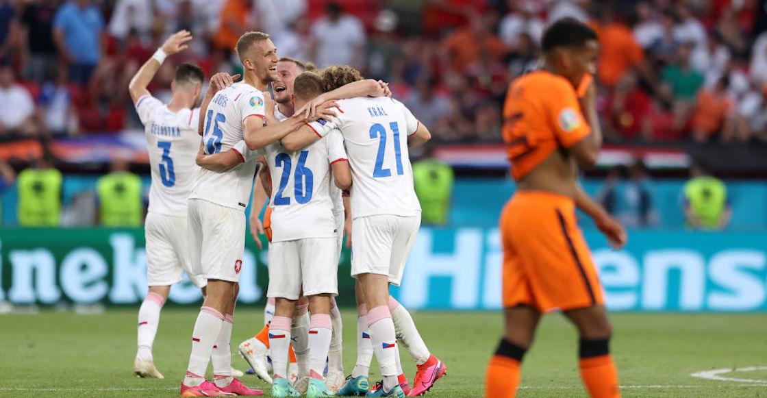 Países Bajos vs República Checa Eurocopa