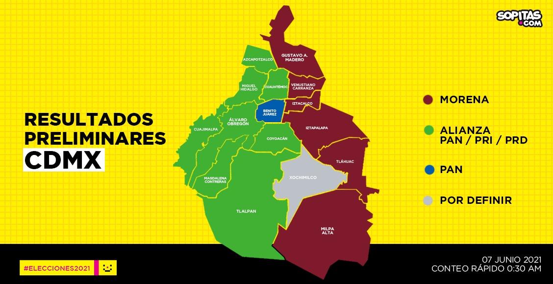 resultados-elecciones-cdmx-ciudad-mexico-alcaldias-partidos-quien-gano-division-partidos