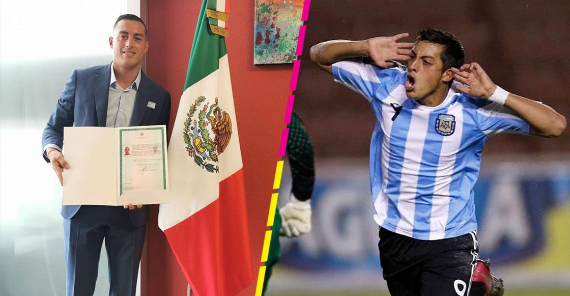 ¿Cuáles fueron los trámitesy reglas que cumplió Funes Mori para ser elegible para la Selección Mexicana?
