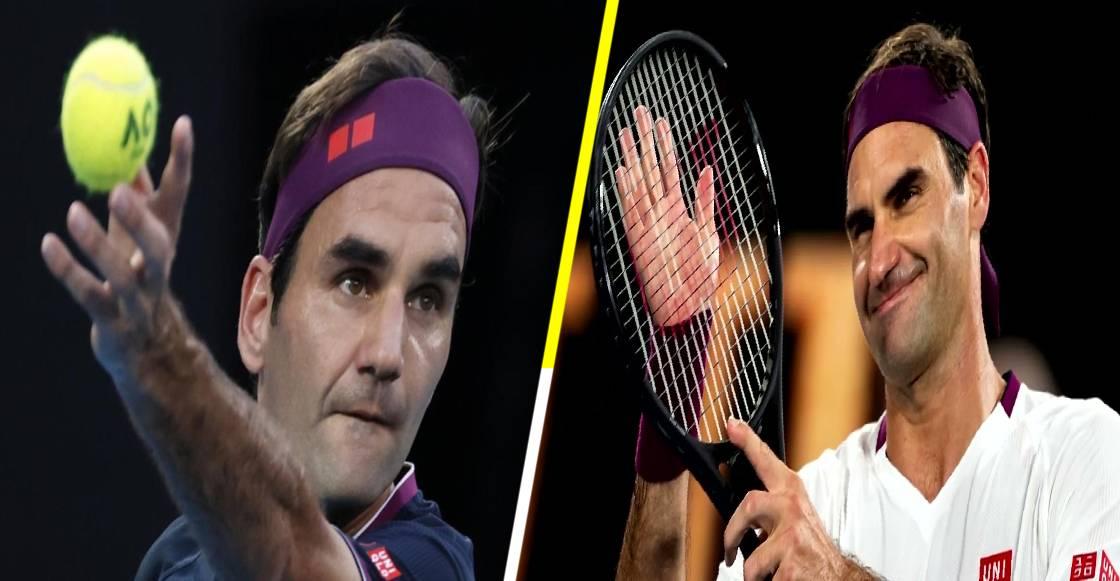 ¿Sin regalo del Día del Padre? Roger Federer subasta hasta los chones