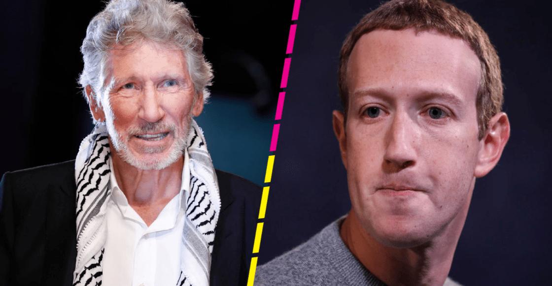 """OLV: Roger Waters """"mandó bien lejos"""" a Mark Zuckerberg por querer usar su música para publicidad"""
