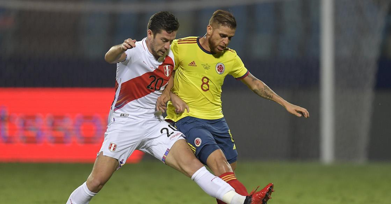 Así fue el debut oficial de Santiago Ormeño con la Selección de Perú