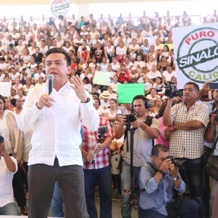 Secuestran al secretario general del PRI en Sinaloa a un día de las elecciones