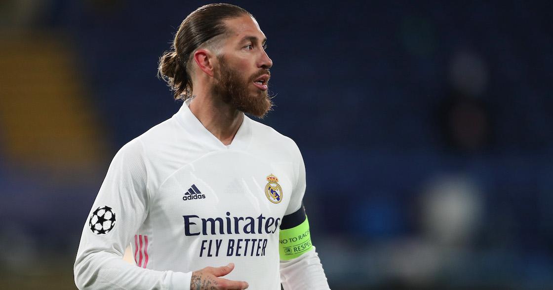 Real Madrid anuncia la salida de Sergio Ramos después de 16 temporadas