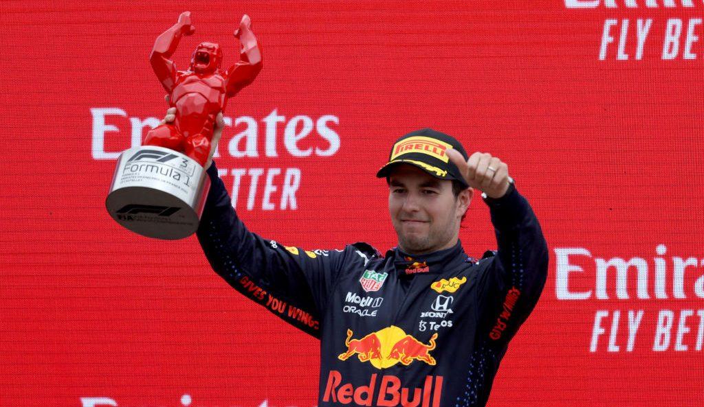 Sergio Pérez queda inconforme con su resultado en el Gran Premio de Francia, asegura que no fue un buen fin de semana