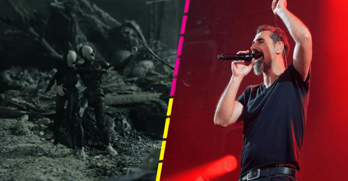 """Serj Tankian nos muestra una realidad distópica en el video de """"How Many Times?"""""""