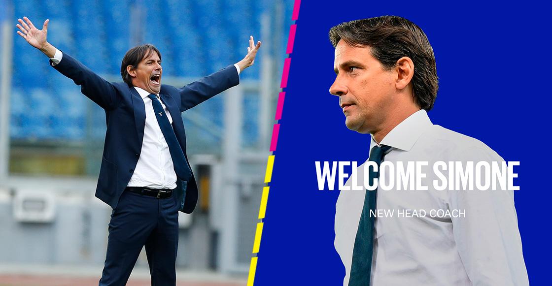 Simone Inzaghi es nuevo director técnico del Inter de Milan