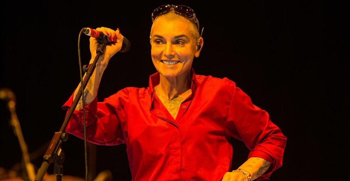 Es oficial: Sinéad O' Connor anuncia su retiro de la industria musical