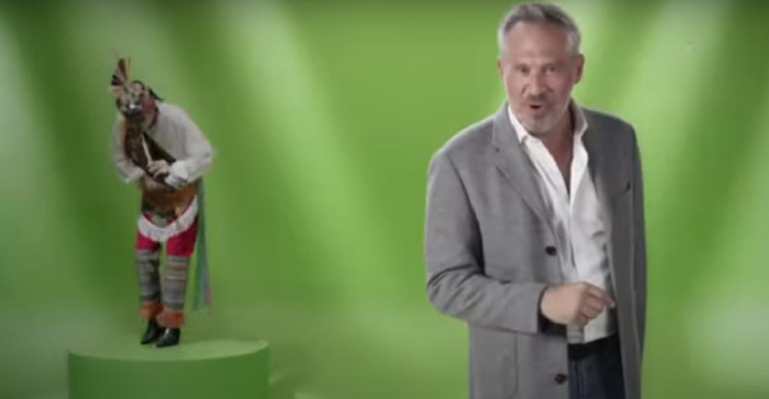 Secretaria de Cultura critica publicidad donde se ridiculiza a los Voladores de Papantla