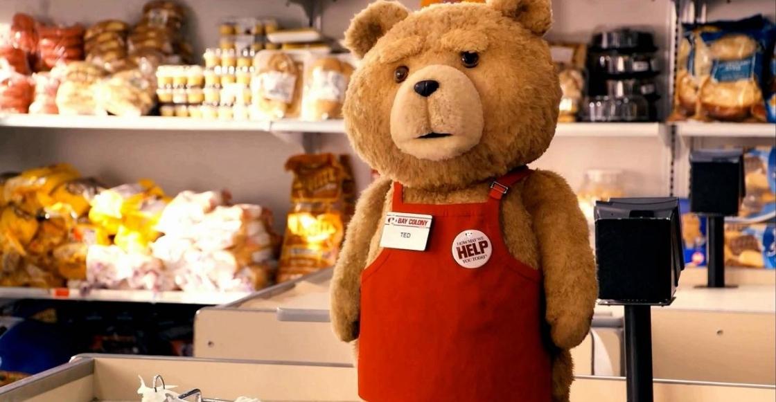 ¡Órale! Ya preparan una serie sobre 'Ted' (con todo y Seth MacFarlane)