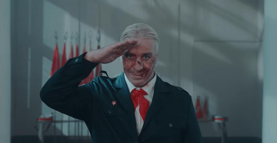 """Till Lindemann estrena el sangriento y violento video de """"Ich hasse Kinder"""""""