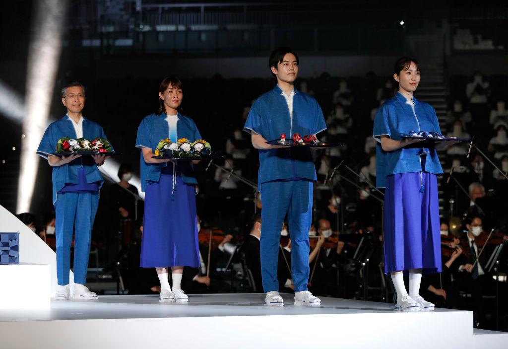 Uniforme para Tokio 2020