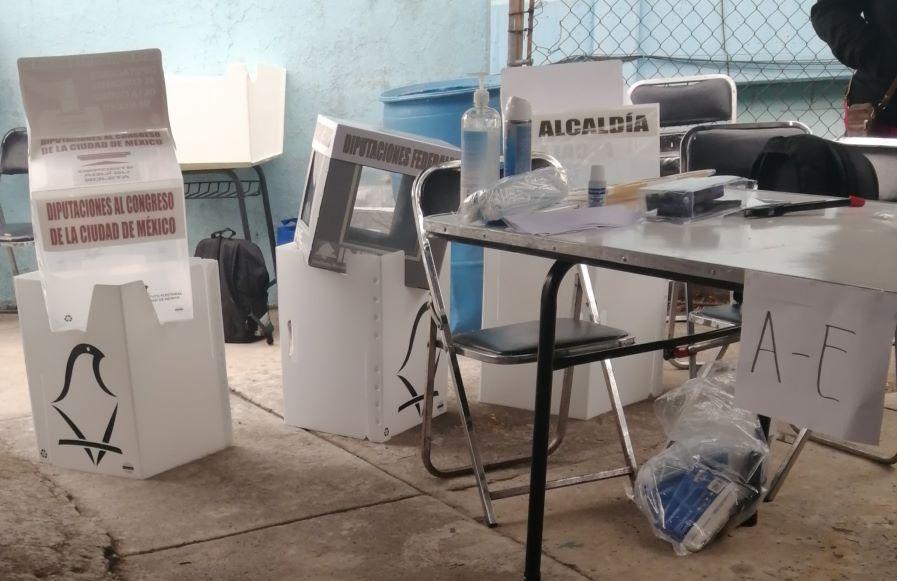 El INE reveló que al menos 300 casillas no podrán instalarse en el país