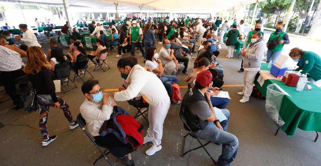 Vacuna COVID en CDMX: Siguen las personas de 40 a 49 años en Xochimilco y de 50 a 59 en Cuauhtémoc