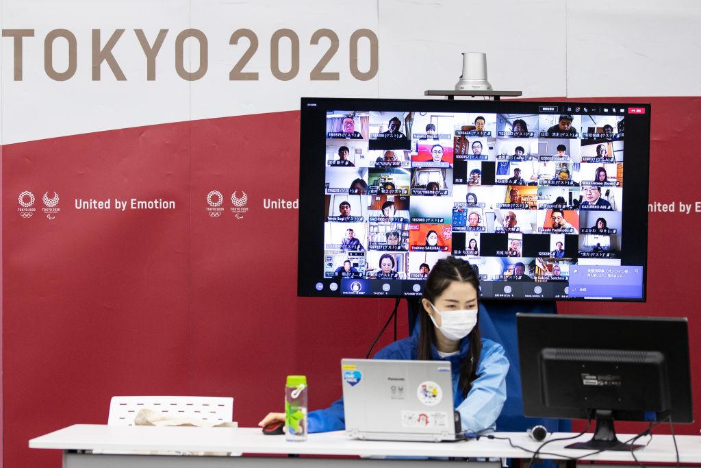 Voluntarios de Tokio 2020