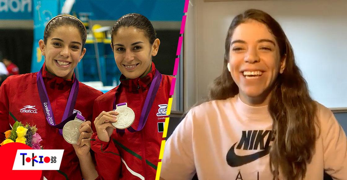 Alejandra Orozco, la historia detrás de la medallista olímpica más joven que tuvo que reinventarse
