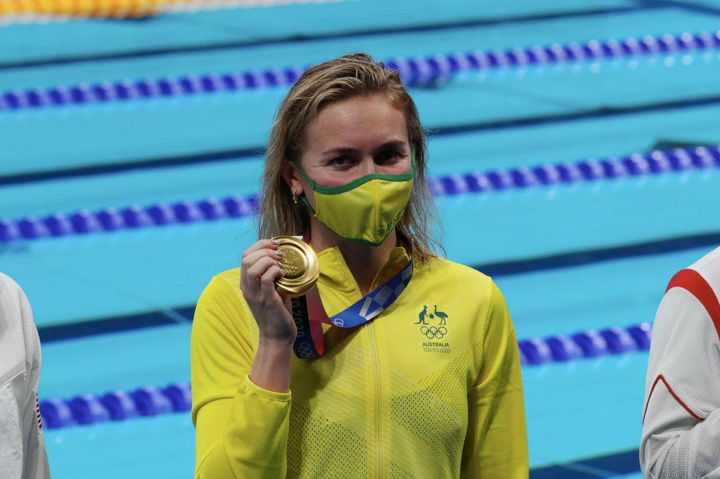 Mientras dormías: El podio más joven de la historia, la australiana que le ganó a Katie Ledecky