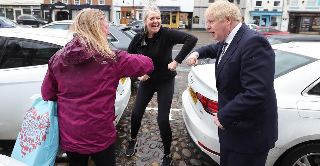 Boris johnson reino unido 2