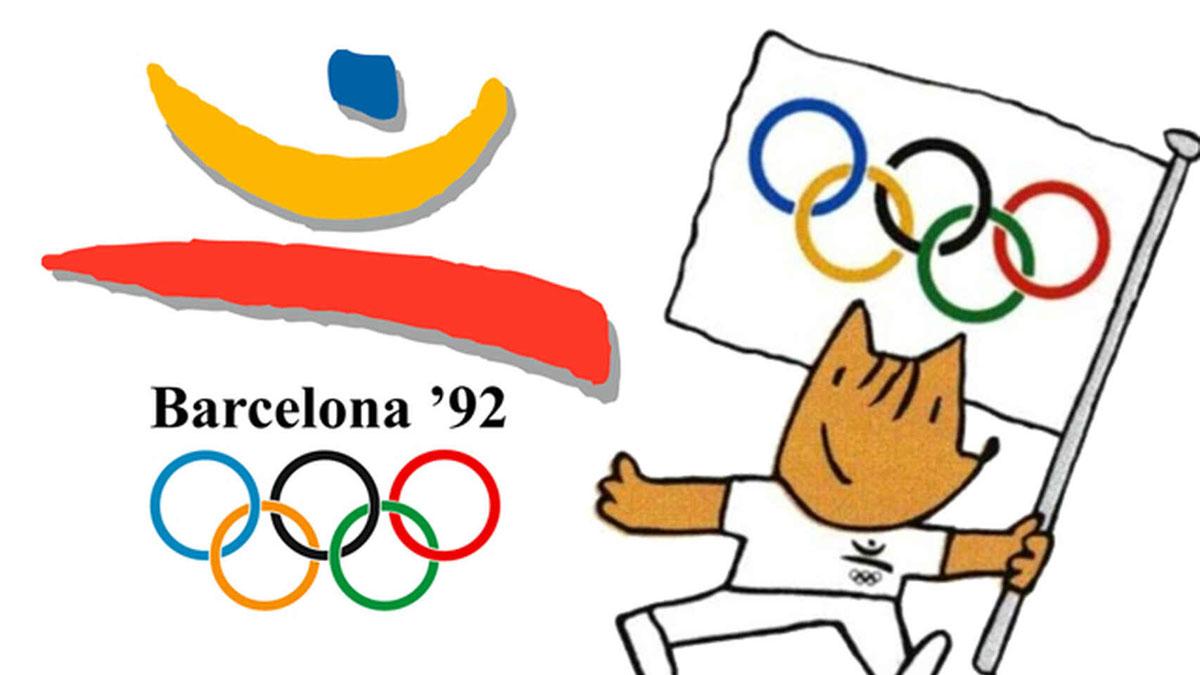 Cobi Juegos Olímpicos Barcelona 1992