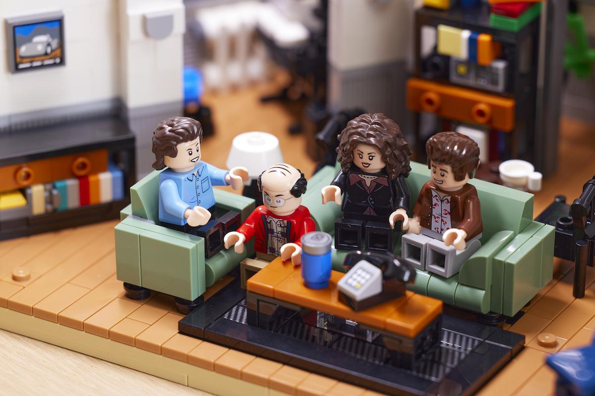 LEGO lanzará un nuevo set de 'Seinfeld'