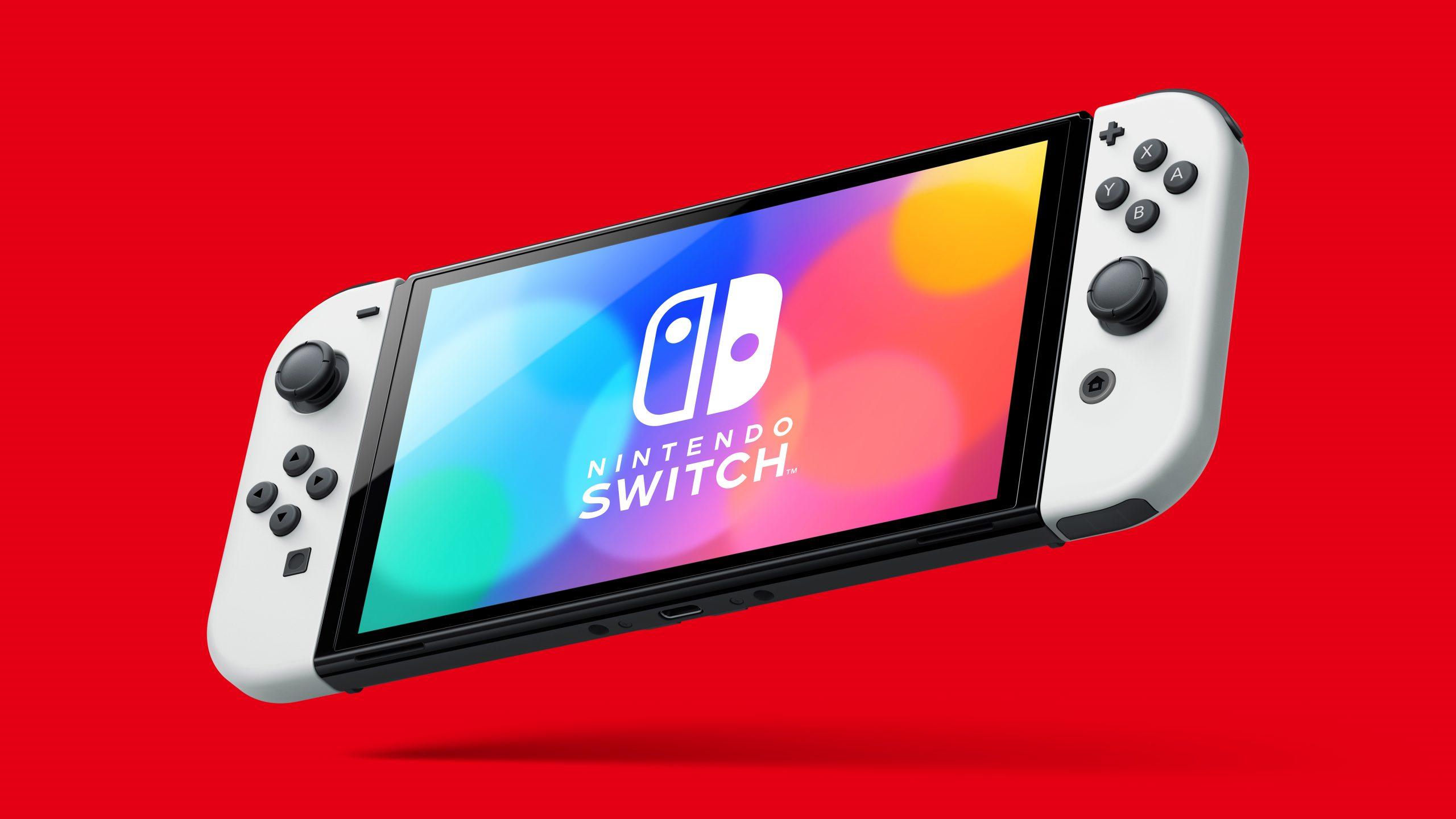 Ahora sí es oficial: Nintendo anuncia el lanzamiento del Switch OLED