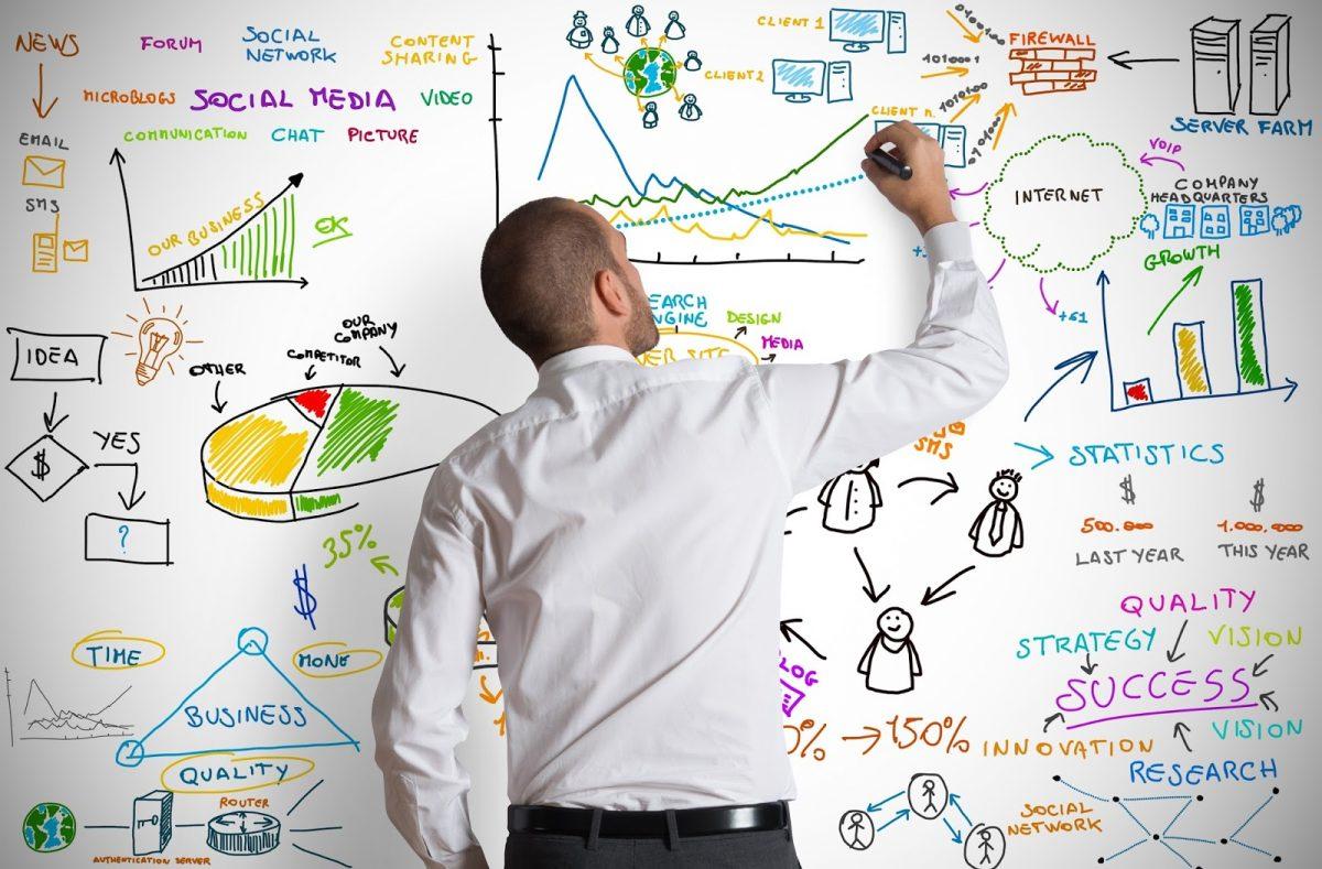 Pasos para crear un modelo de negocio sin salir de casa