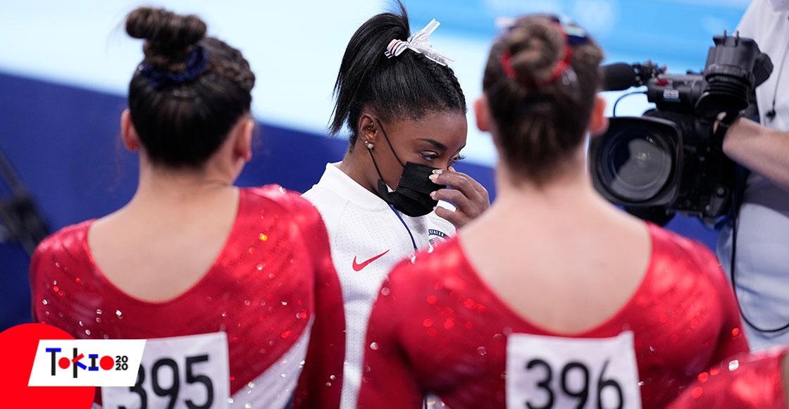 Simone Biles se retira de la final individual de Tokio 2020 para tratar su salud mental