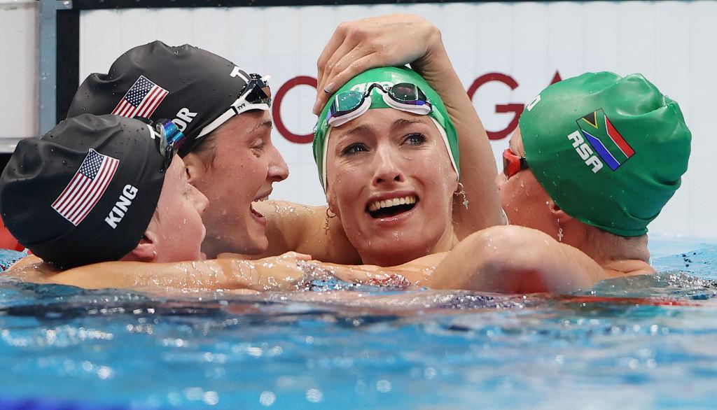 Tatjana Schoenmaker Juegos Olímpicos
