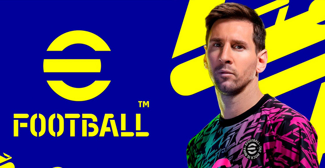 Adiós al PES: Konami presentó su nuevo videojuego llamado eFootball