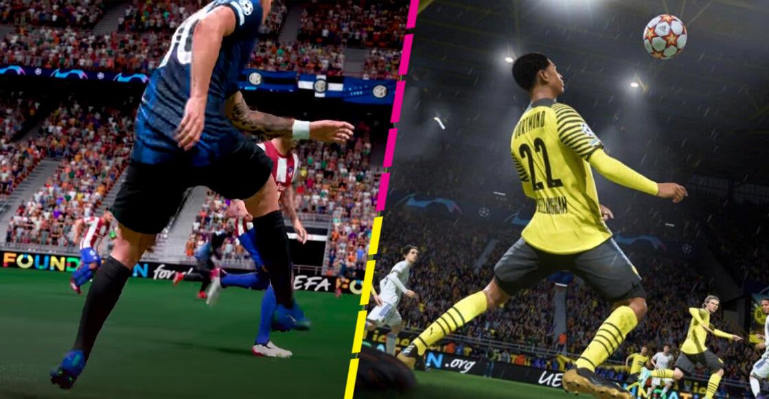 ¡Chulada! EA Sports presenta el tráiler de gameplay del videojuego FIFA 22