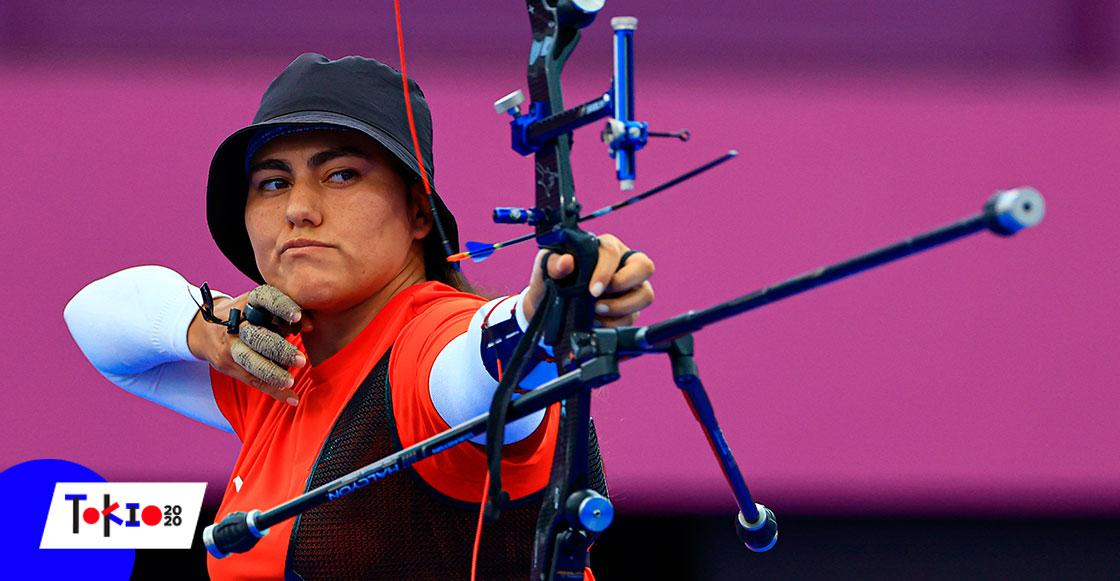 """Alejandra Valencia relata el drama de la flecha de oro en tiro con arco: """"No me ven destrozada"""""""