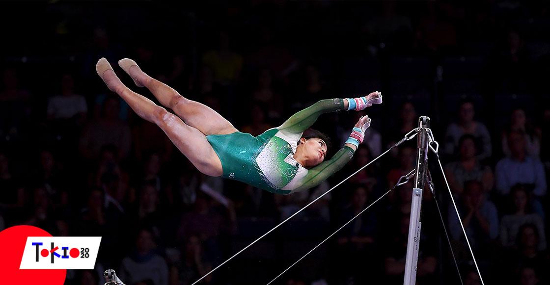 Alexa Moreno, la gimnasta que aplastó las críticas antes de volver a los Juegos Olímpicos