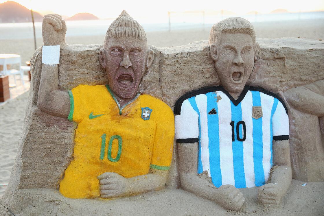 Neymar vs Messi: Brasil y Argentina disputarán la Final de la Copa América 2021