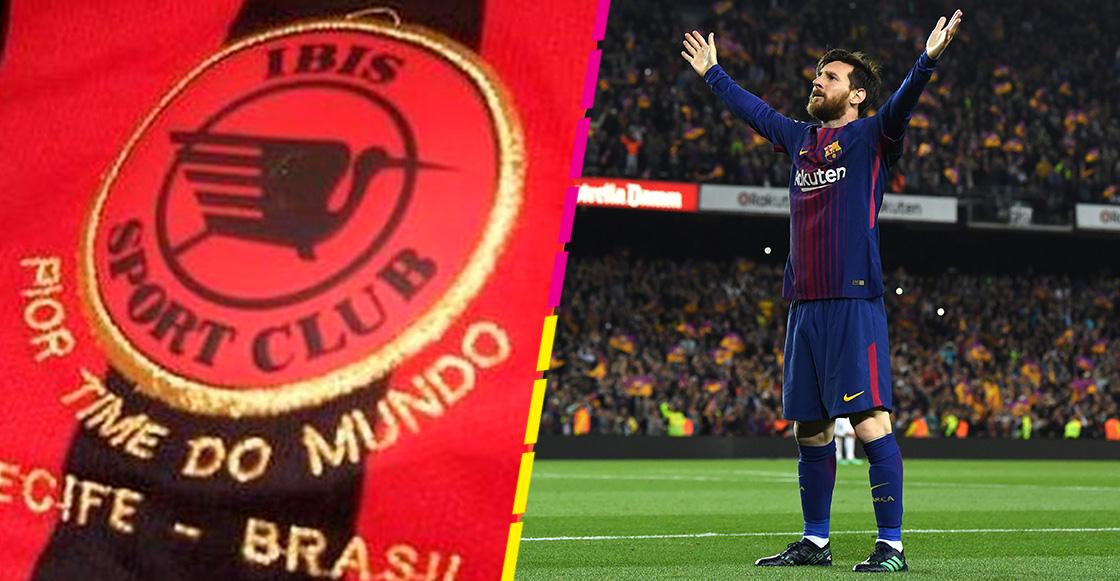 El autodenominado peor club del mundo le ofrece un contrato a Lionel Messi