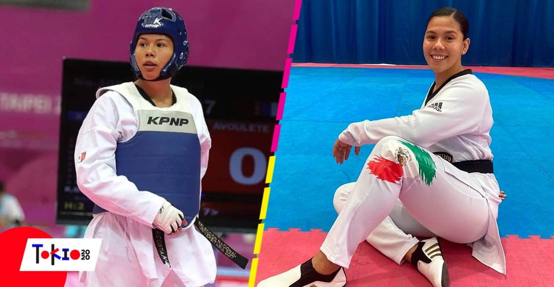 Briseida Acosta, la taekwondoin que se alejó de su familia para cumplir con el sueño olímpico